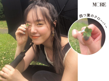 """""""唐田えりかとデートなう""""風な、1枚をGET♡【モデルのオフショット】"""