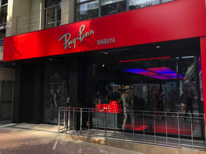 日本初の『レイバン』直営店が渋谷にオープン☆ モアガールにオススメのサングラスも発見!_1