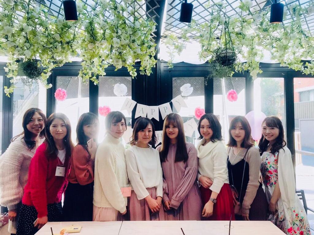 モアハピ部員29人集合@表参道★あのお洒落カフェで《モアハピ女子会》開催♡♡_12