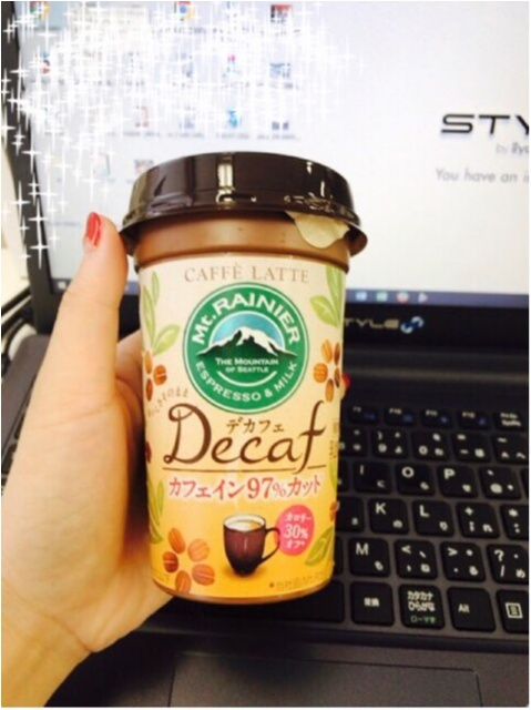 【デカフェ】マウントレーニアから新登場★カフェイン97%カット&カロリー30%オフ♡♡_2