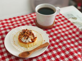 【コンビニスイーツLAWSON編】巷で大人気のバスクチーズケーキが自宅で食べられる♡
