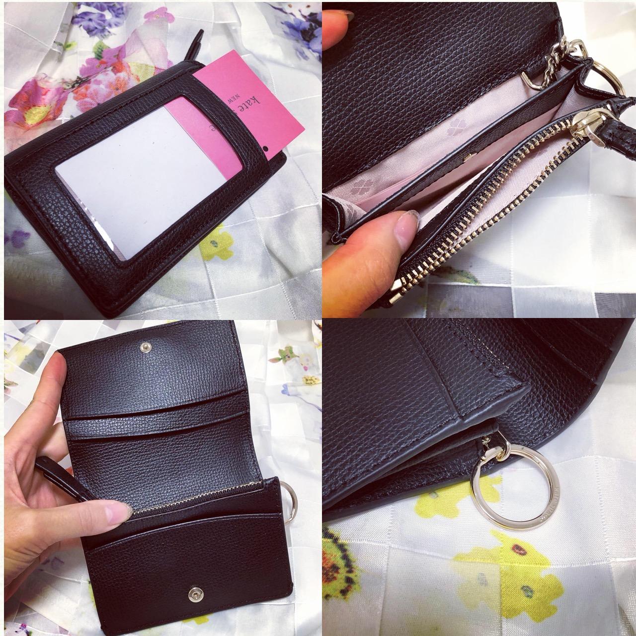 <ミニ財布>パスケースにも使える!最強のコンパクト財布ならケイトスペードが超オススメ!♡_2