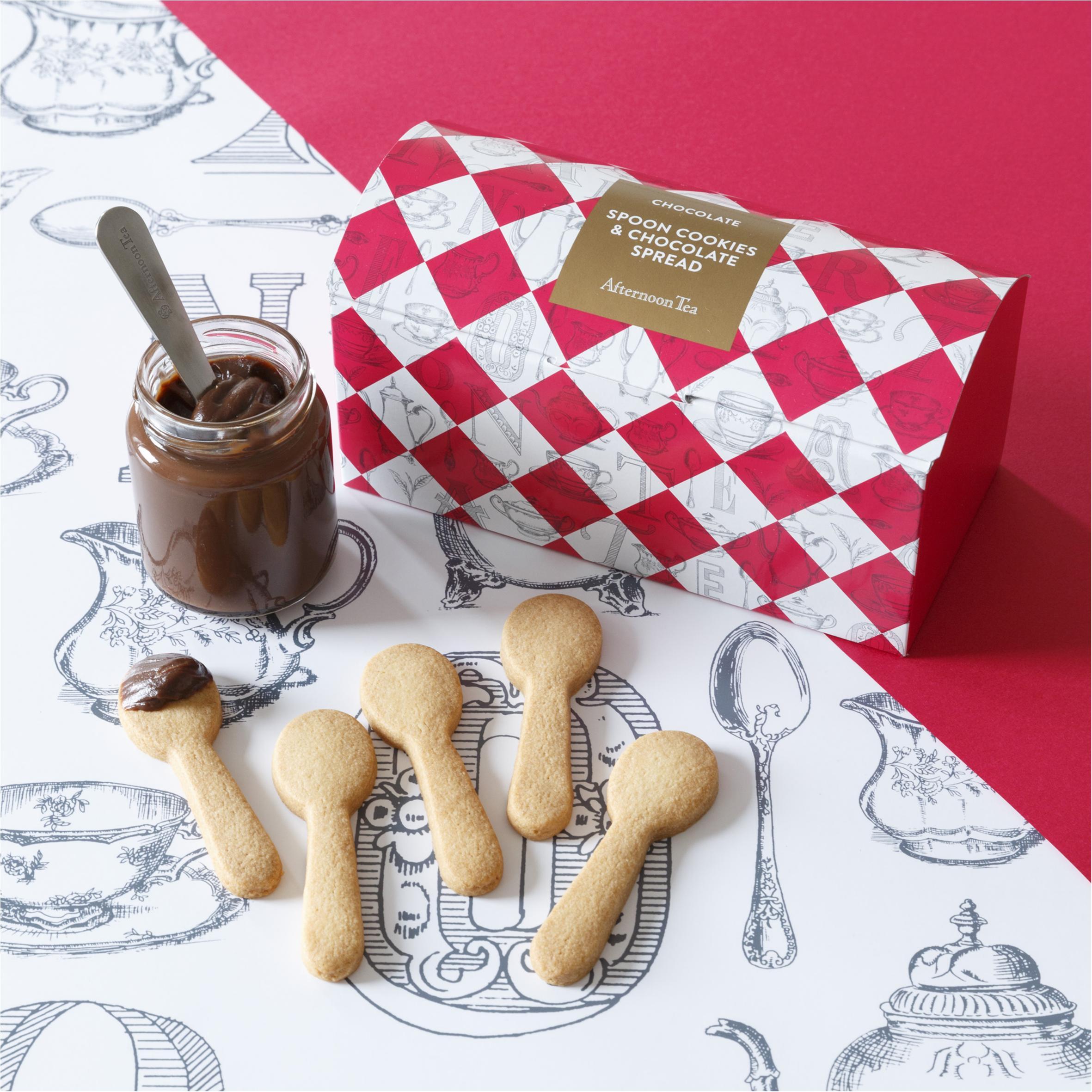 チョコが食べたい季節♡ 『アフタヌーンティー』ならおやつにも手土産にもピッタリ!_2