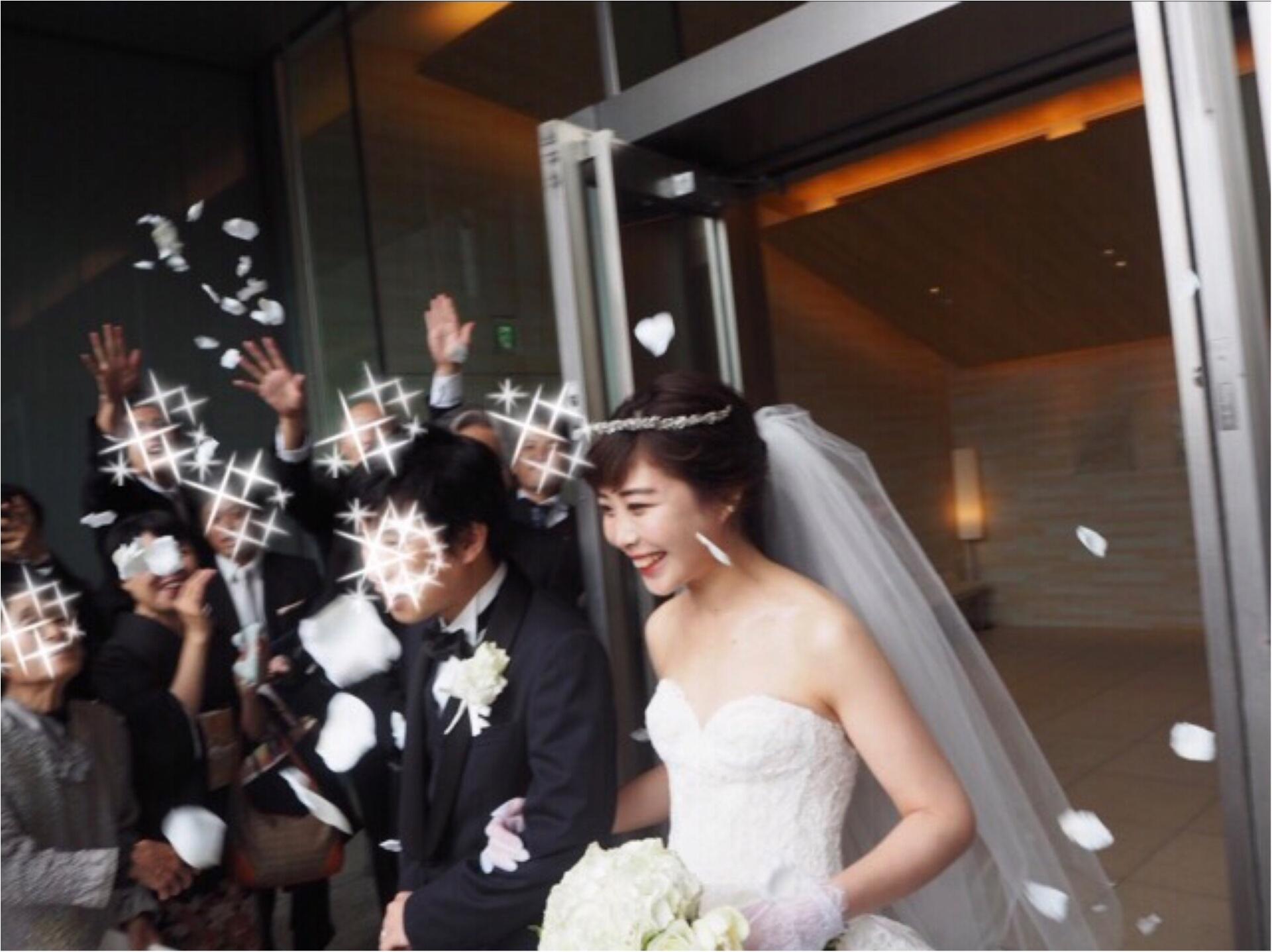 【パレスホテル東京】Happy Wedding❤︎モアハピ部 asuちゃんのアットホームな結婚式♡_4