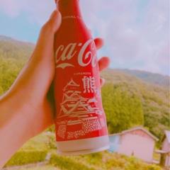 熊本城復興の寄付にもなるんです! 九州限定の「コカ・コーラ」スリムボトルを買いました!【#モアチャレ 熊本の魅力発信!】
