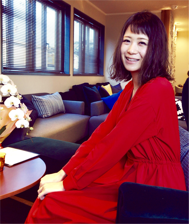 【Fashion】クリスマスはレッドワンピで華やかに♡ 特別な日にも普段にもつかえるプチプラワンピースで高みえ♡_3
