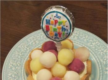【10分でできちゃう?!】簡単すぎる可愛いアイスケーキを作ってみました!