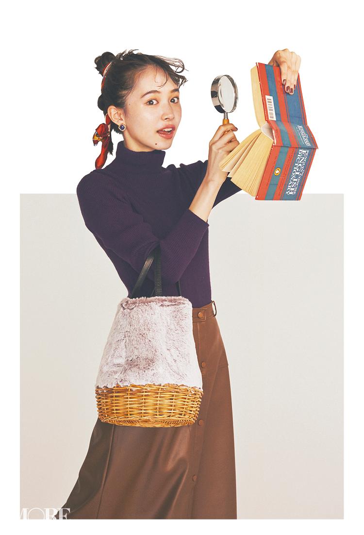 注目のきれい色【パープル】コーデ見本   ファッション(2018年秋冬編)_1_7