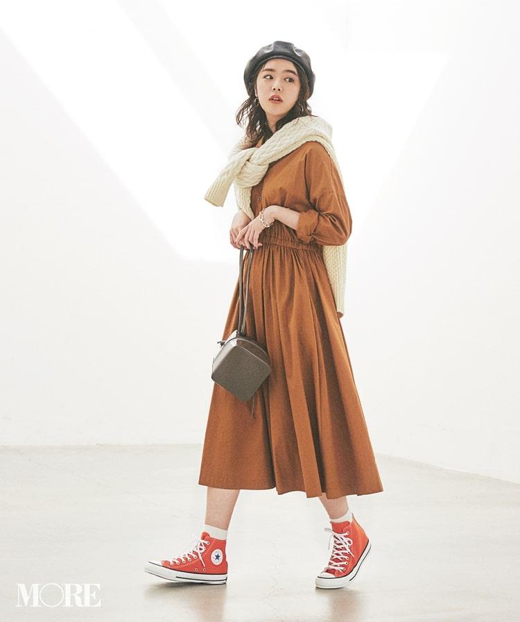 コンバースのスニーカー特集 - 20代ファッション(レディース)   おすすめのコーディネートまとめ_7