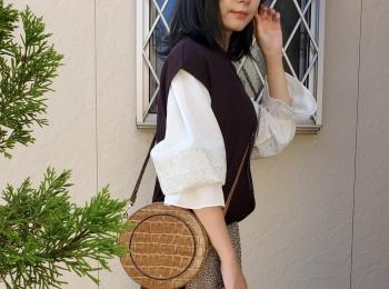 ≪夏のセール戦利品≫ 残暑から秋の着回しプチプラコーデ☆