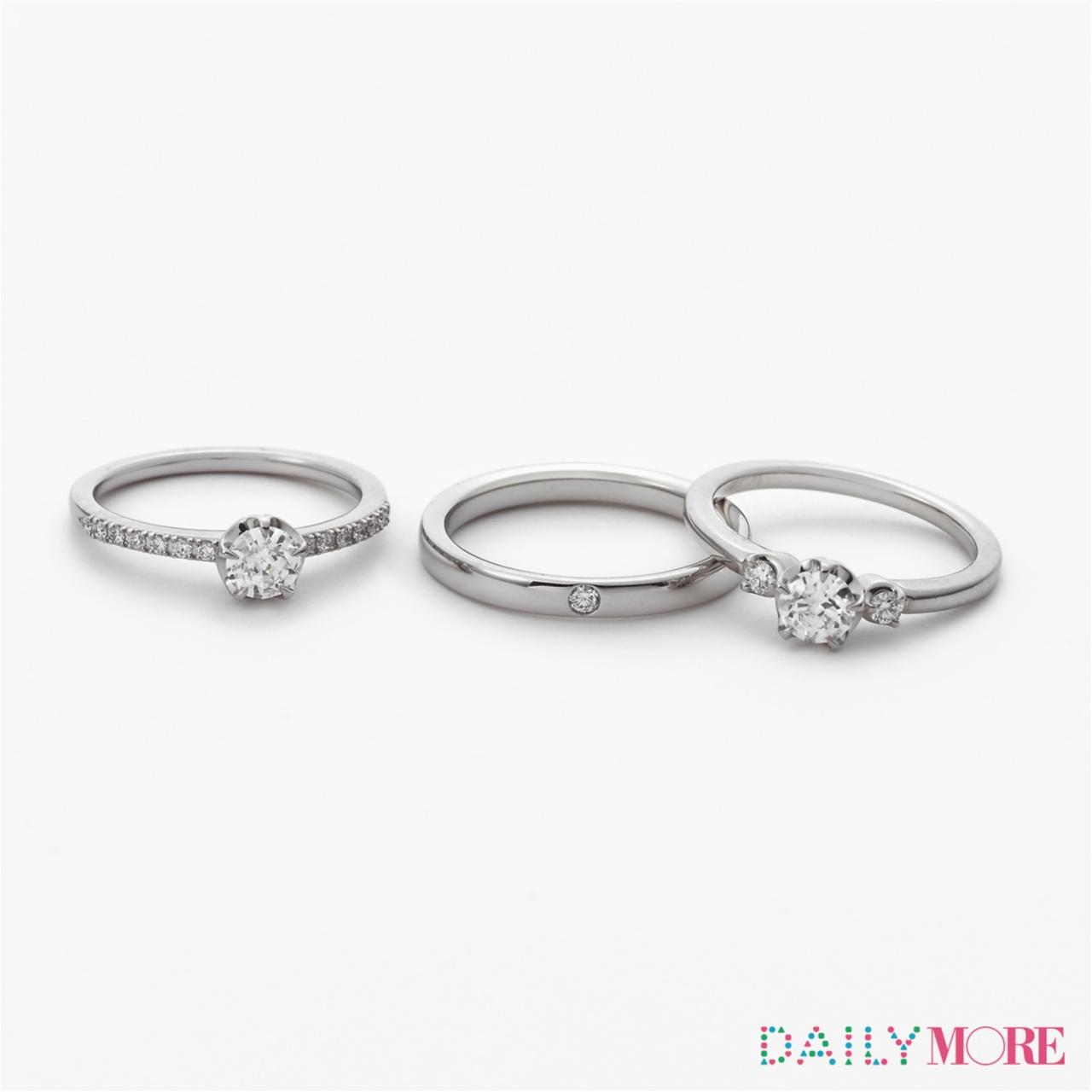 この指輪でプロポーズされたい! アラウンド27歳のためのおすすめエンゲージリング3選_2