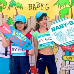 【EVENT】#ROXY FITNESS RUN SUP YOGA ★協賛ブースでお土産をGET✌︎