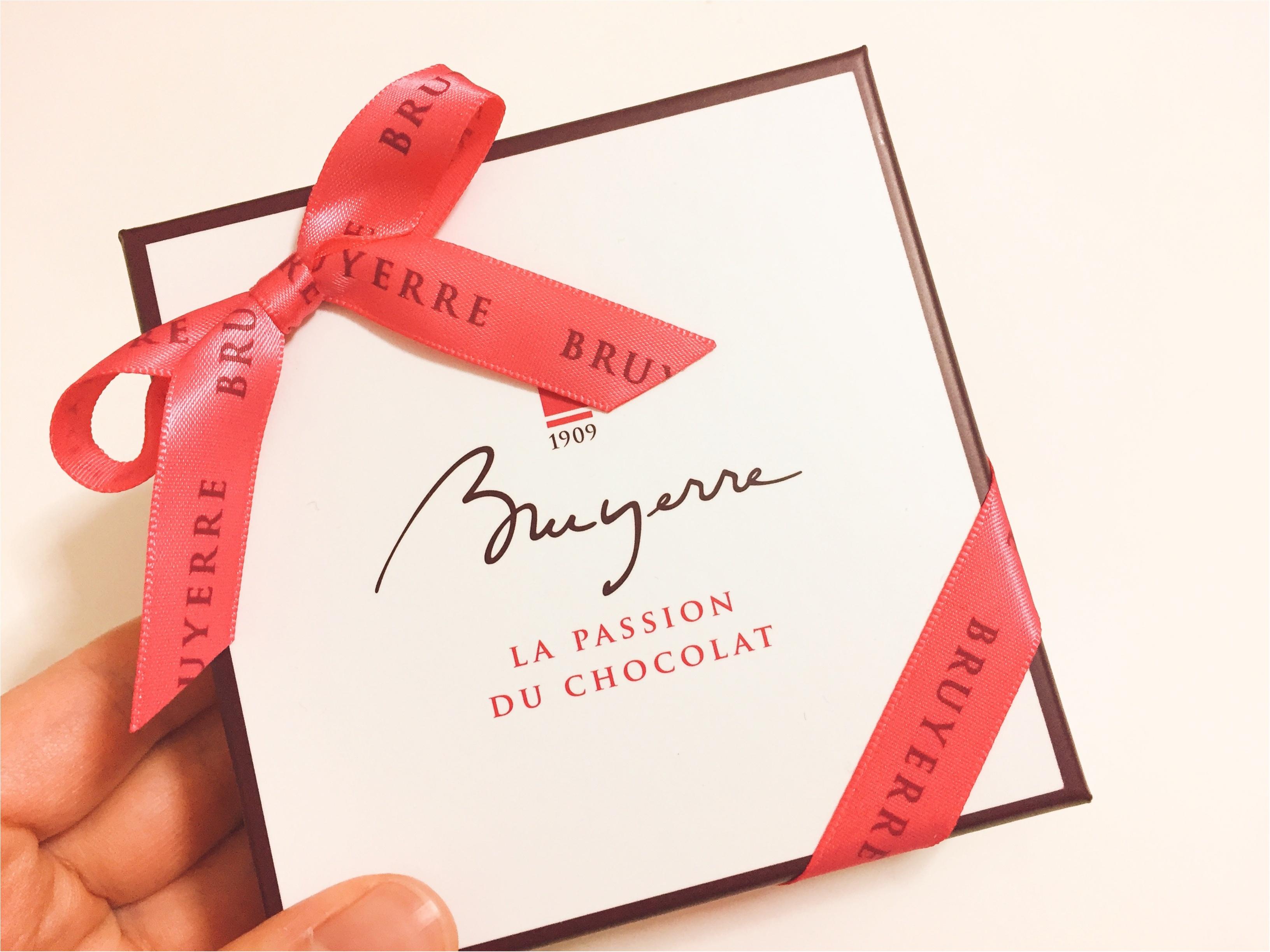 【バレンタイン2017】現在開催中の高島屋『アムール・デュ・ショコラ』でGETした今年の自分用ご褒美チョコはこちら♡*_4