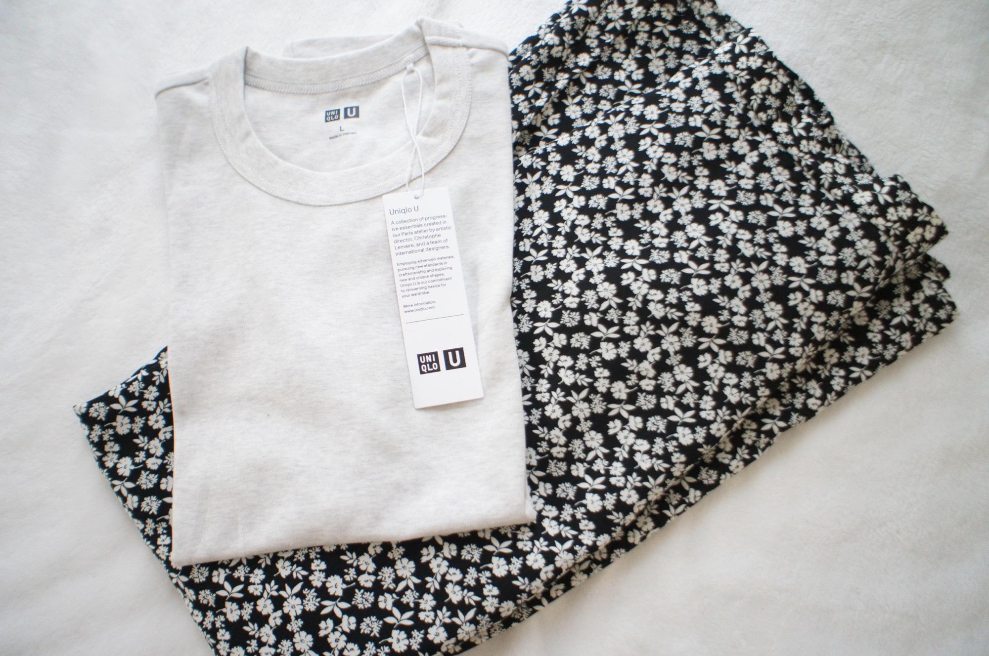 《#170cmトールガール》のプチプラコーデ❤️【Uniqlo U】の大人気Tシャツ!買い足すなら◯◯カラーがおすすめ❤︎☝︎