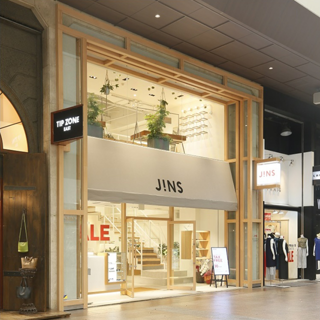 JINS,三宮店