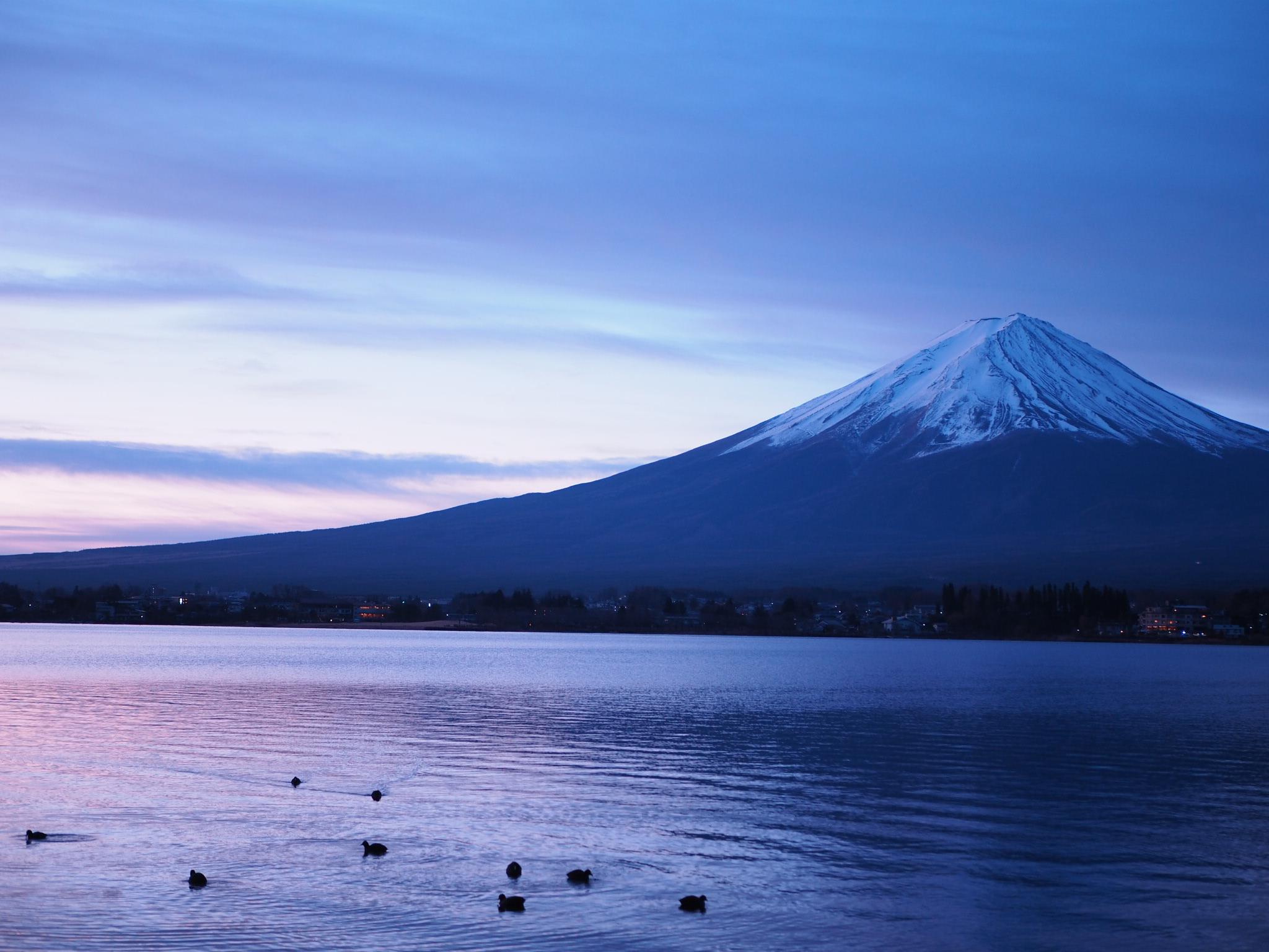 【#河口湖合宿】富士山の目の前のペンションでわいわい一泊旅♩〜宿編〜_10