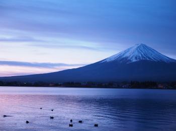 【#河口湖合宿】富士山の目の前のペンションでわいわい一泊旅♩〜宿編〜