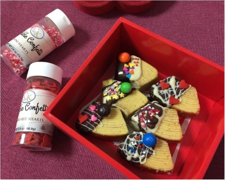 【FOOD】今日までの限定!ギャレンタインにおすすめ♡マグノアリアベーカリーのバレンタイン♡_1