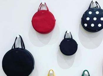まあるいバッグが可愛い!『アニエスベー』春夏の展示会【 #副編Yの展示会レポート 】
