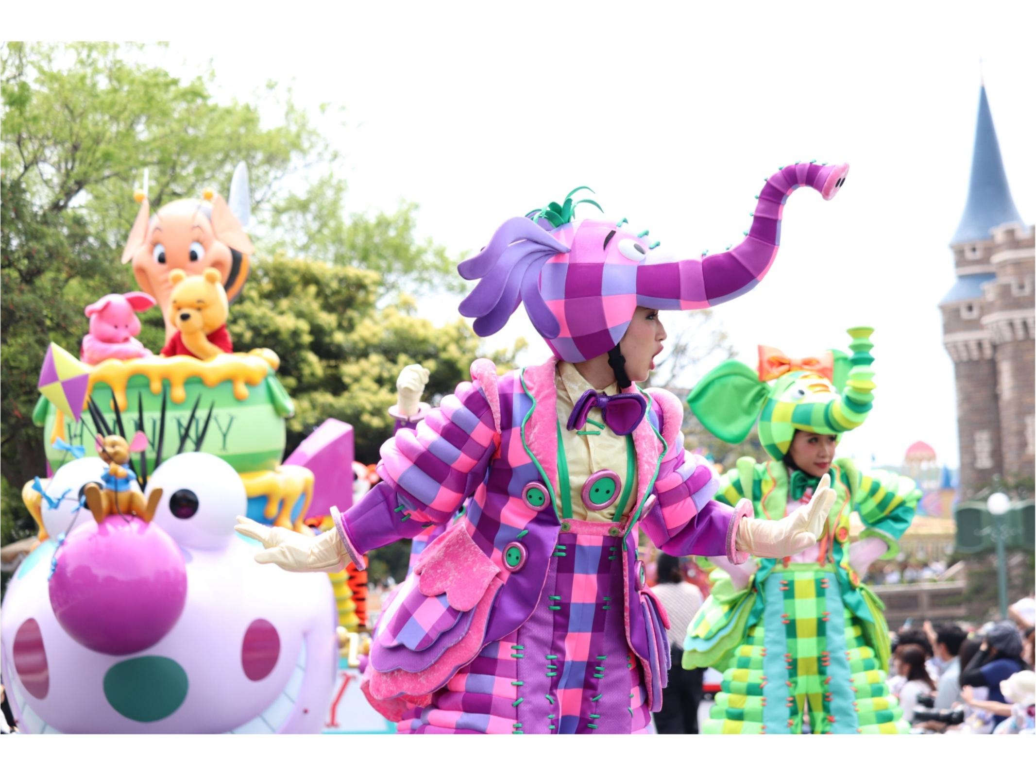 ▷【東京ディズニーランド35周年】Newパレード「ドリーミング・アップ!」がとにかく凄い!!_19
