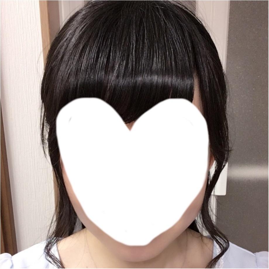 【輪ゴムで小顔に!?】今話題の【耳輪ゴム法】を試してみました♡_3