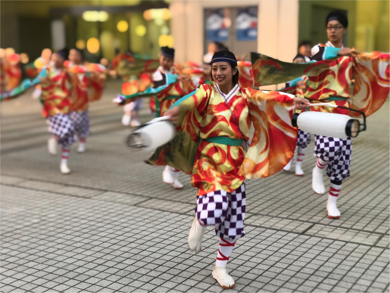 【11/2〜11/4】全国のよさこい踊りが東京で!!_1
