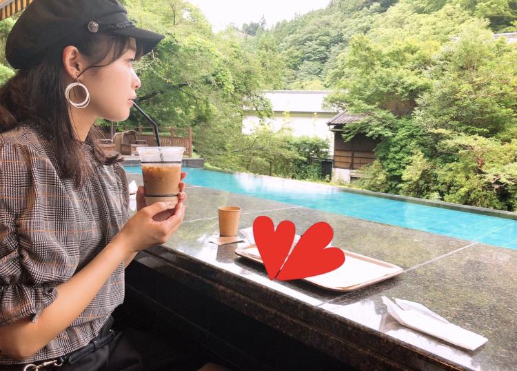 【伊豆】日本美*和モダンな足湯カフェ☕︎和リゾート施設内❁東府や Bakery&Table_8