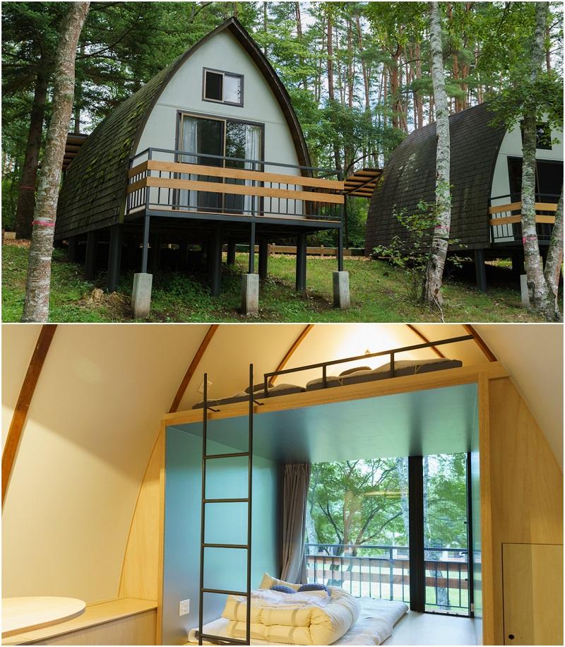 長野県、蓼科に『アーバンリサーチ』のキャンプ場がオープン! 温泉、カフェも楽しめる「TINY GARDEN 蓼科」_2