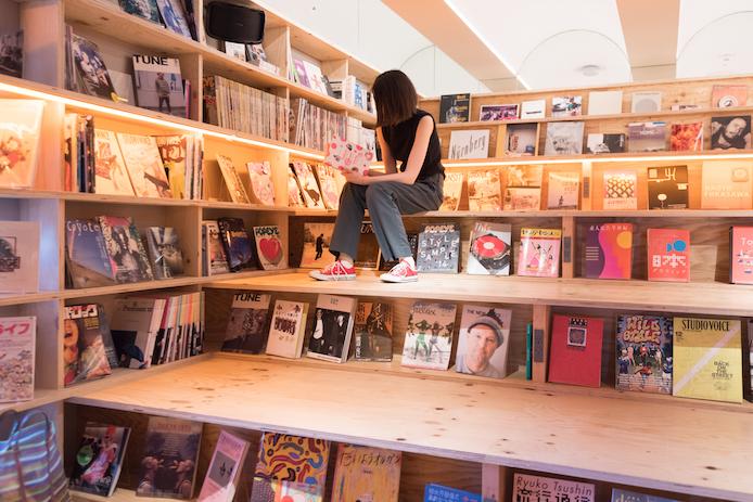 """新宿で最高の【非日常旅】ができる! """"泊まれる本屋""""『BOOK AND BED TOKYO』が最高だった♡_5"""