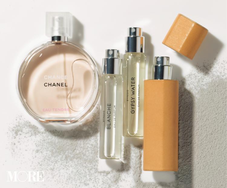 自分らしい香水選び、しませんか? 武智志穂さん、桜井千尋さん、野尻美穂さんが「この香りを選んだ訳」。_3