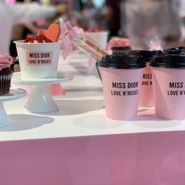 表参道「MISS DIOR LOVE N'ROSES ミス ディオール展覧会」♡_5
