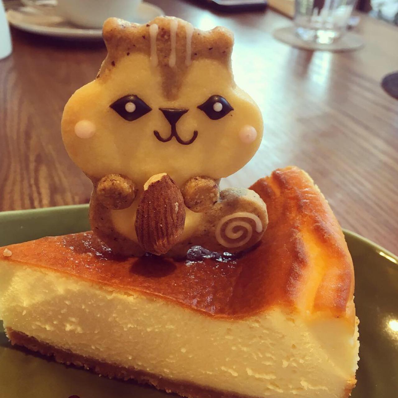 """へんてこかわいいどうぶつがおいしすぎる!""""henteco 森の洋菓子店""""に行ってきました♡_5"""