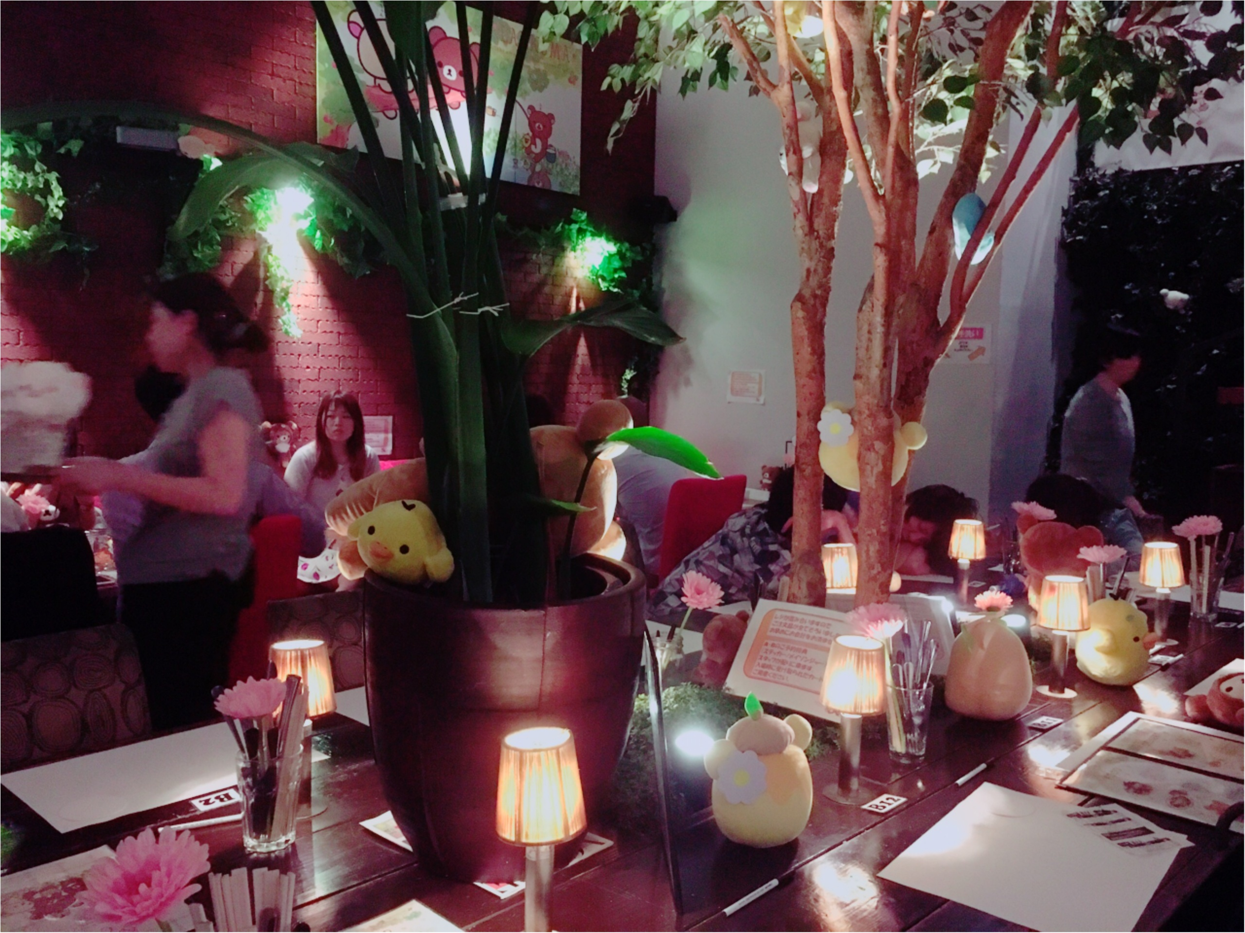 もう予約した?大阪に上陸したリラックマカフェがかわいすぎっ♡byみそ_3
