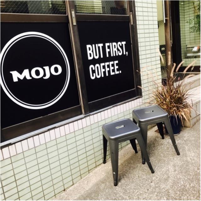カップのかわいさが話題!【神楽坂】のフォトジェニックなカフェ《MOJO Coffee》に行ってきました♡_1