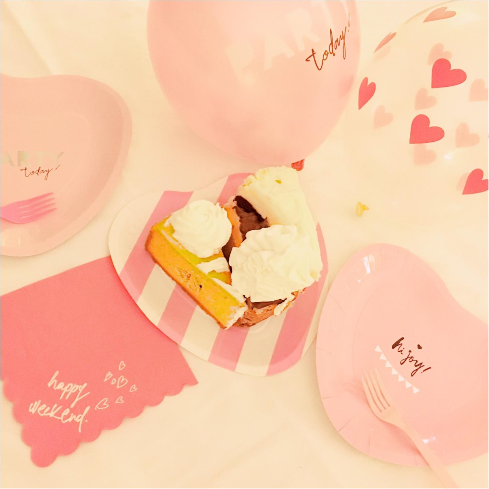 おしゃカフェ風女子会はDAISO(ダイソー)で叶える♡ガールズトレンド研究所ピンクアイテムでパーティを始めよう!_4