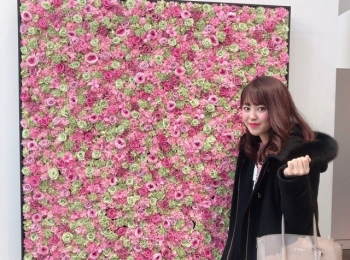 【NomuKobe】お花のテーブルで素敵なカフェを♡♡