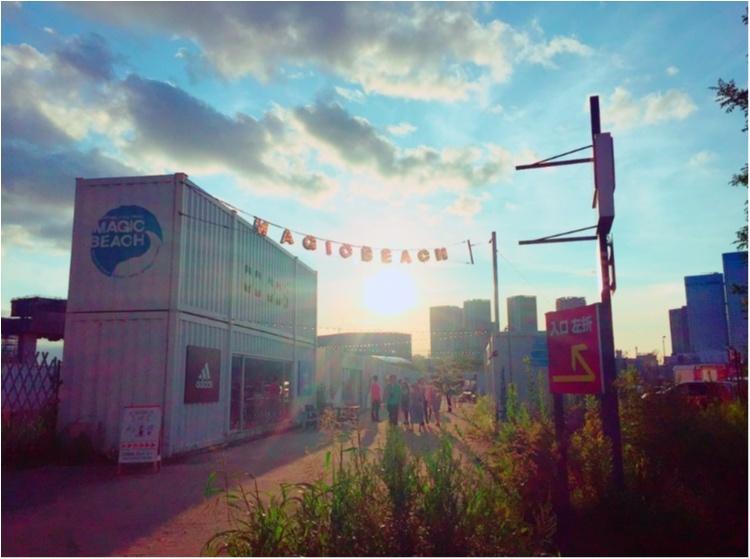 【FOOD】手ぶらでGO!w 今ドキBBQはリゾート空間で夏らしく楽しむ☆話題のスポットへ行ってきました!_1