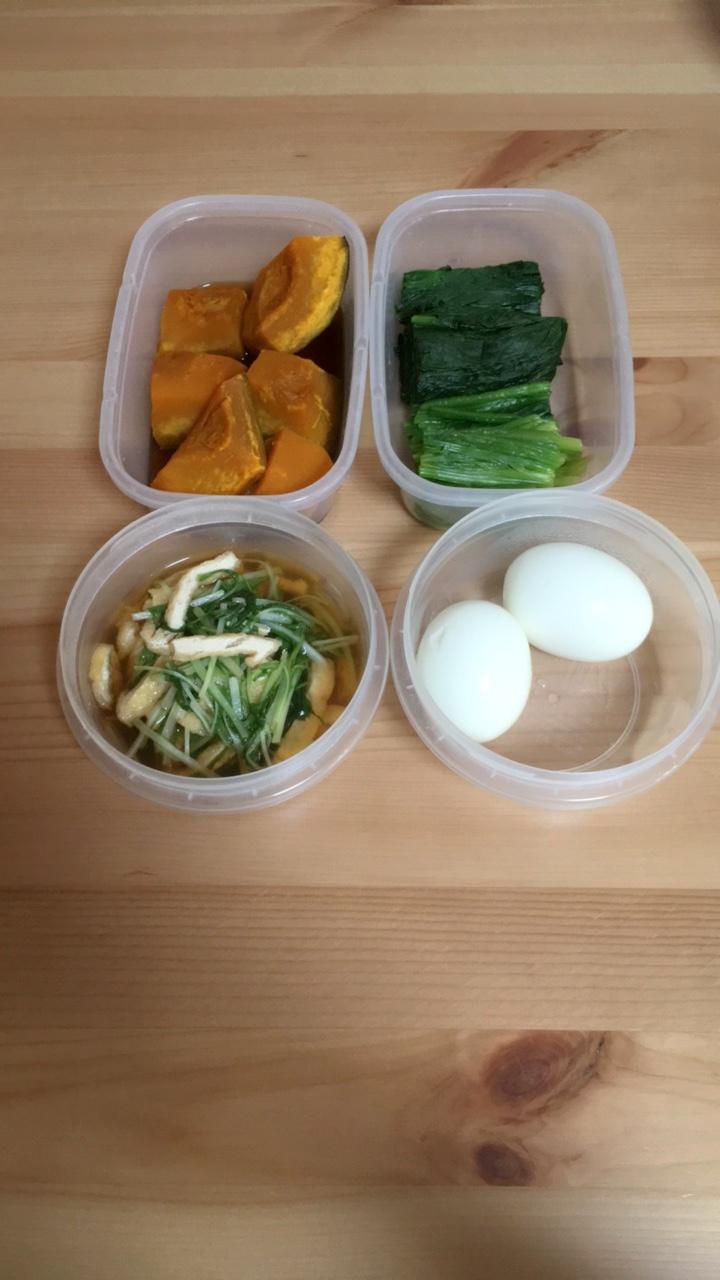 《週末》簡単作り置き(煮物)と下味冷凍!_2