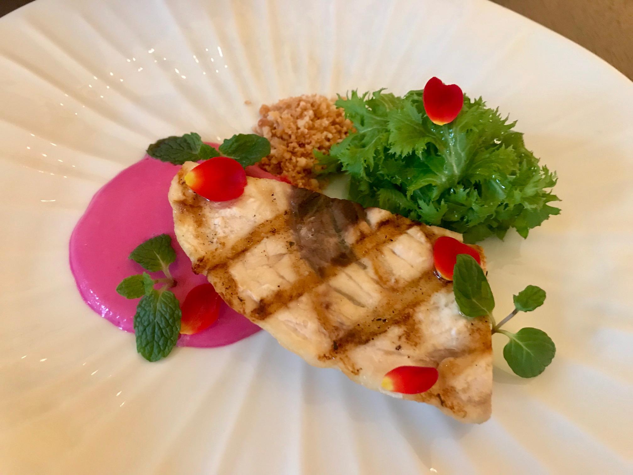 『SABON』が贈る、ローズ香るピンクのディナー(しかも特典つき♡)!! 今度のデートや女子会は『ザ ストリングス 表参道』で_5