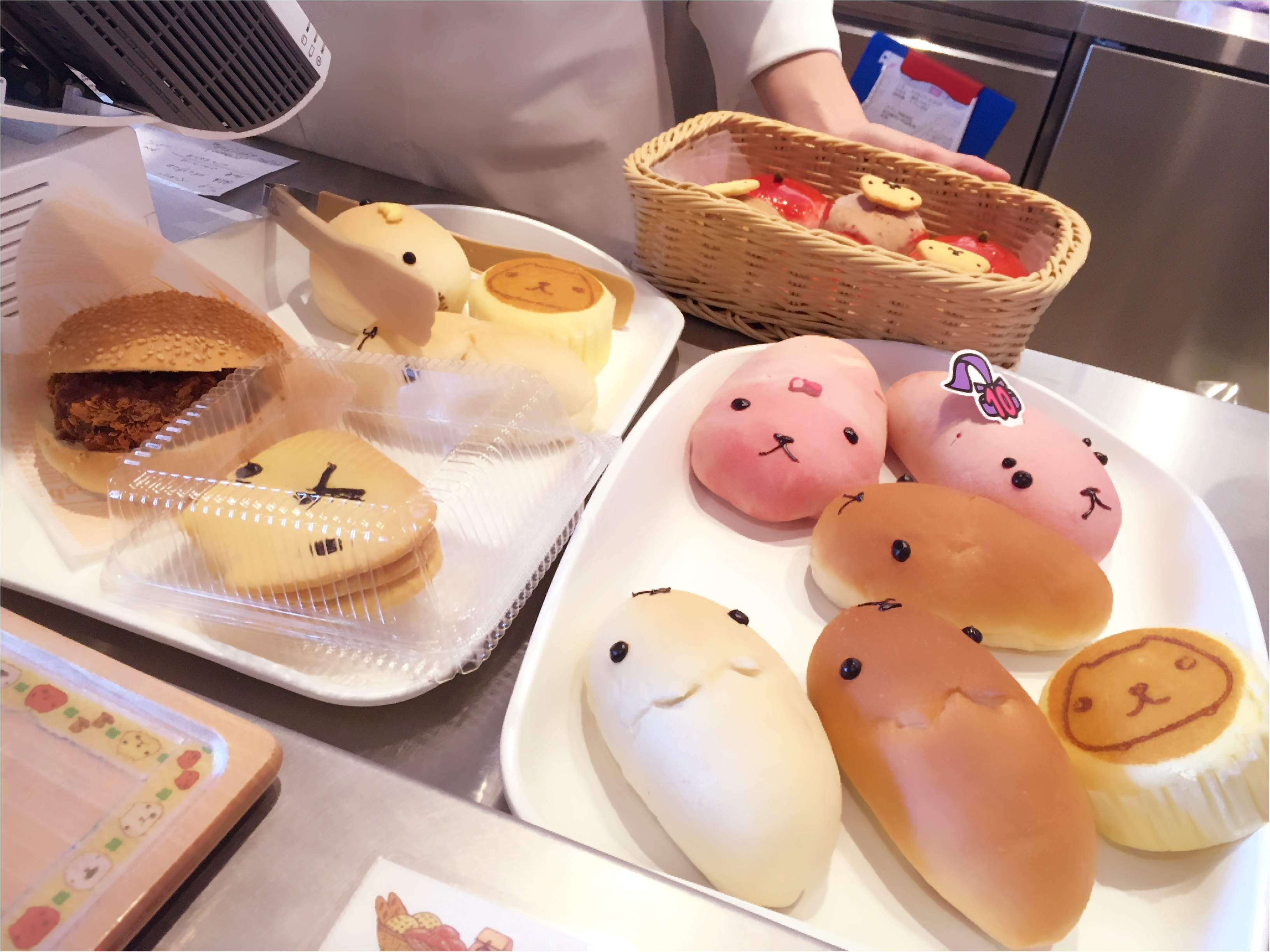 BC-bakery♡カピバラさんパン屋さん_4