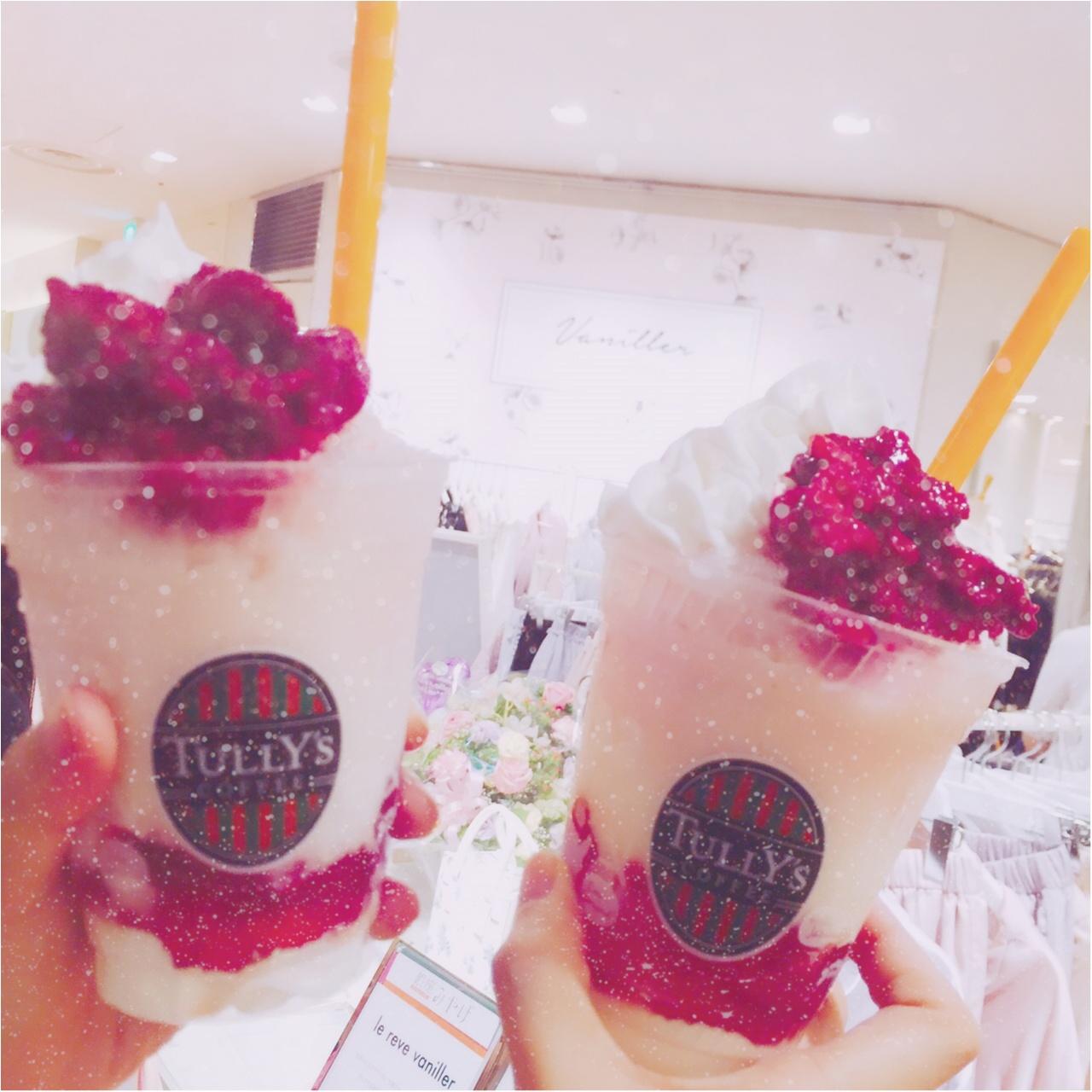 【8/21まで!】中田絵里奈さんプロデュース《le reve vaniller》 POPUP SHOP♡♡_1