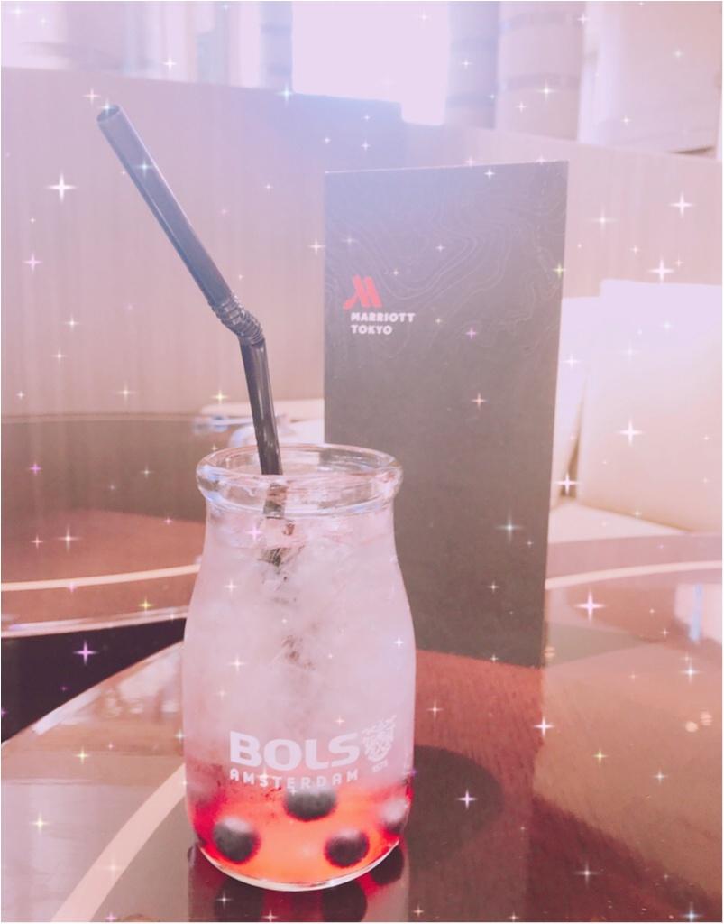 【ご当地モア❤️東京】「東京マリオットホテル」×「ハーゲンダッツ」の神コラボ!リッチで可愛すぎるアフタヌーンティー✨_1