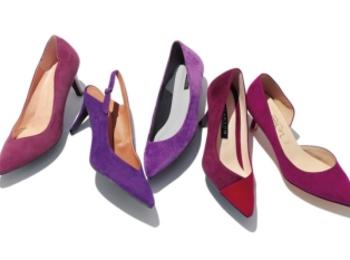 秋の気配は靴から♡ 「ベリー色」「細ヒール」が検索急上昇キーワードだ!