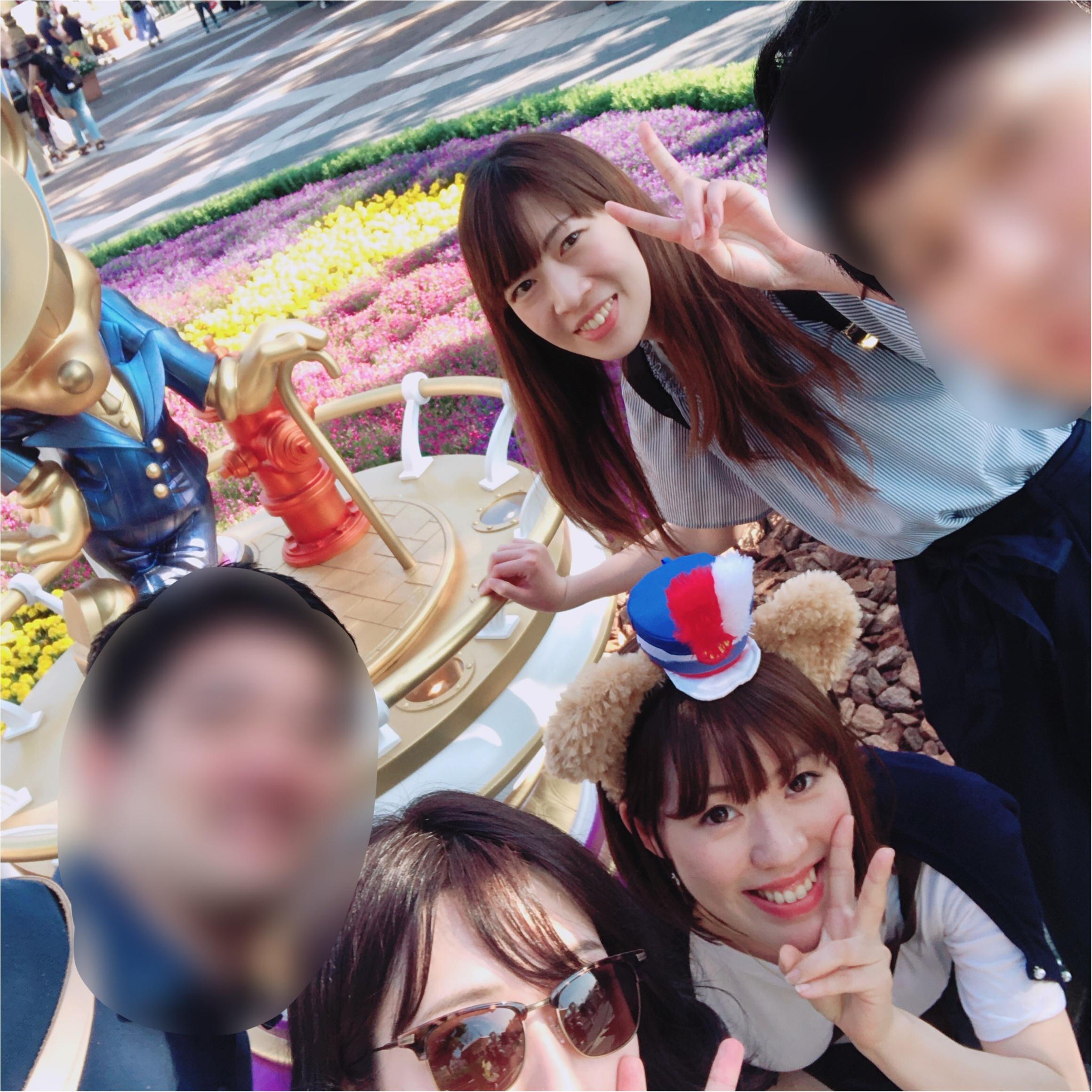 【東京ディズニーシー】35周年!可愛すぎるモニュメントはSNS映え間違いなし❤︎_1