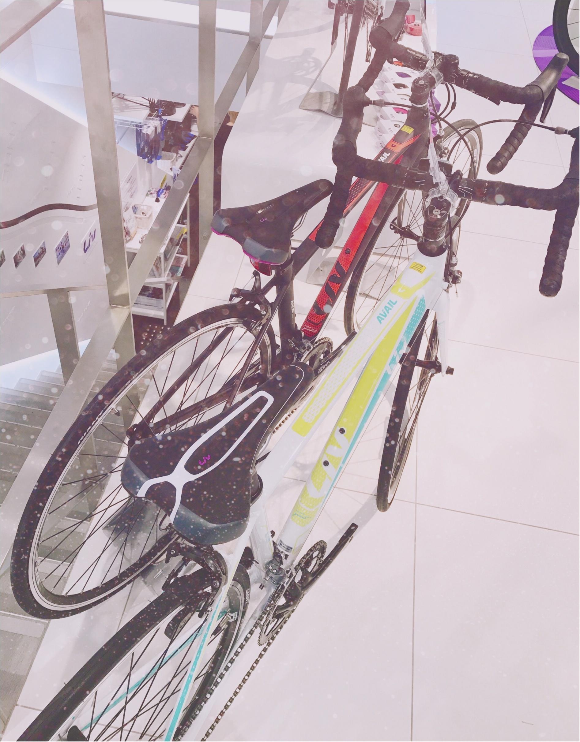「ツール・ド・東北」完走のため一緒にがんばる相棒♡わたしたち三人娘の自転車を徹底解説!【#モアチャレ さえ】_2