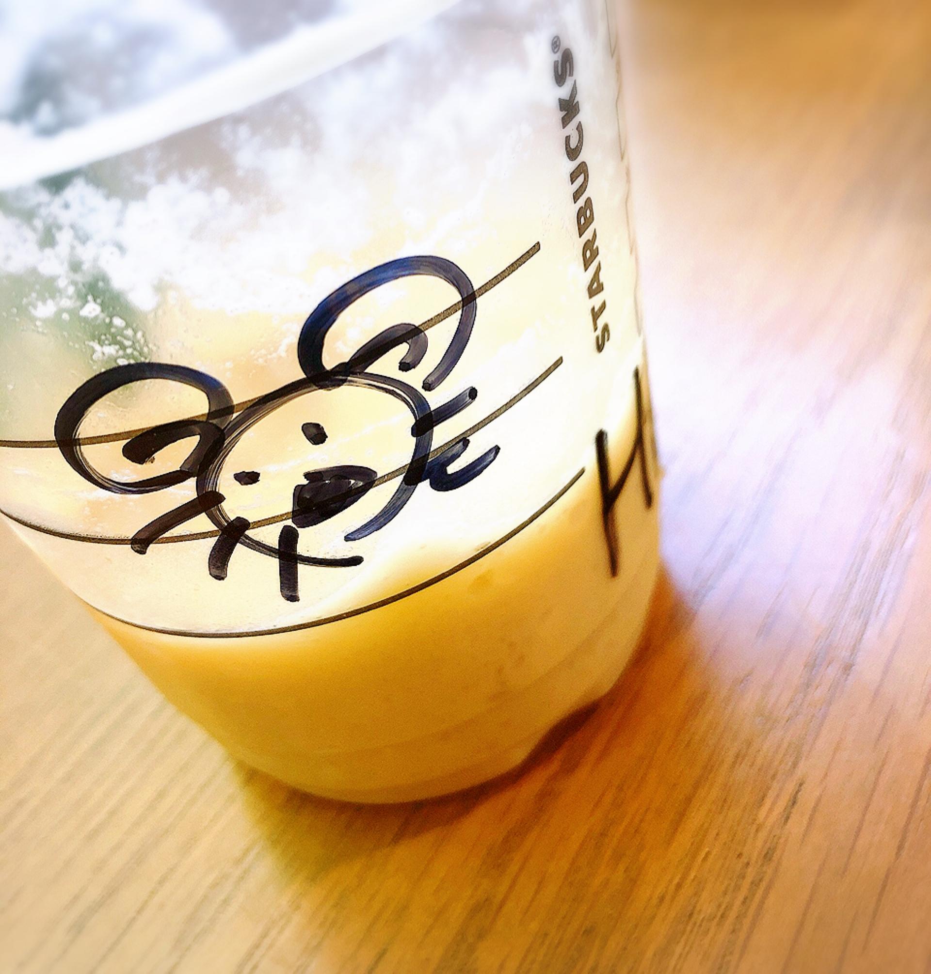 【#スタバ】あと5日!ほうじ茶フラペ、ラテが美味しすぎる\( °ω° )/♡ ラテに◎店員さんオススメの甘〜いフードは◯◯…♩_5