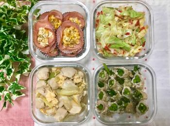 【作り置きおかず】お弁当作りに大活躍!超簡単★常備菜レシピをご紹介♡〜第49弾〜
