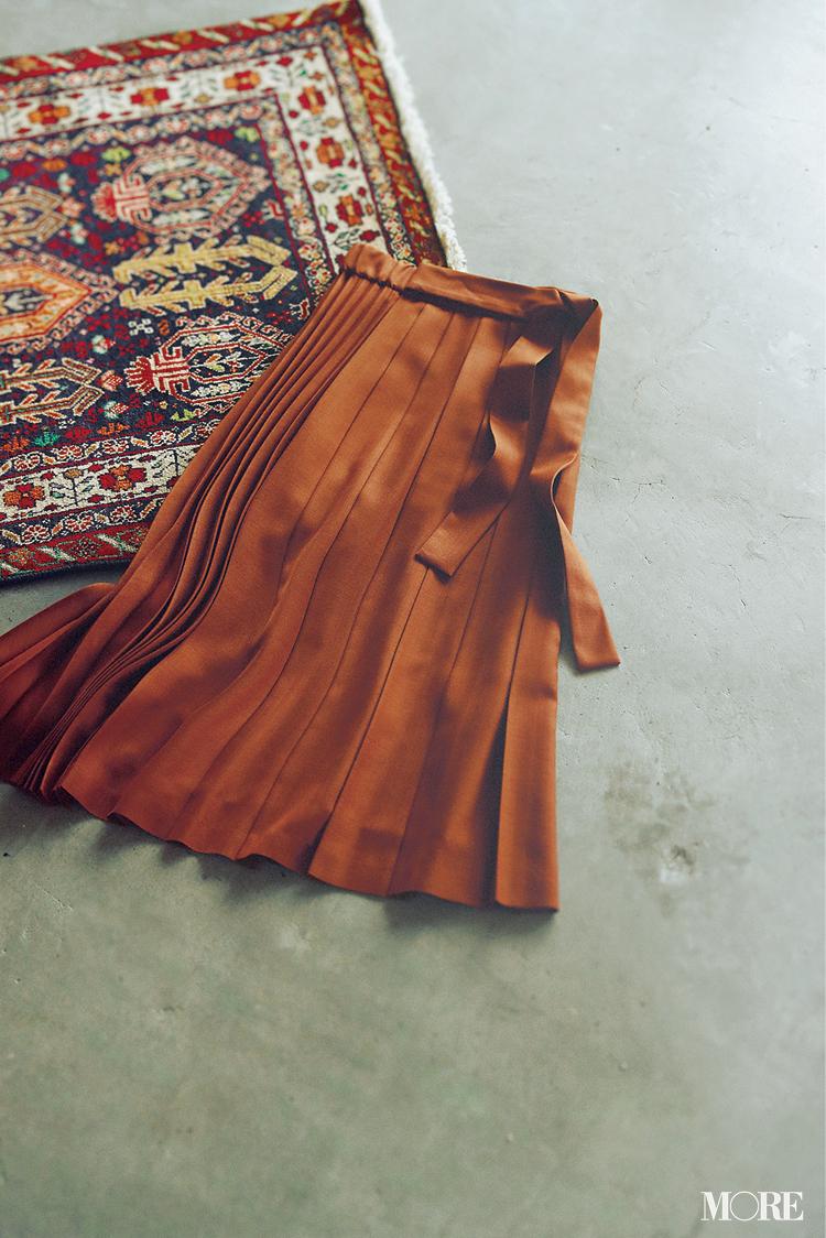 着映えするスカート5枚でどんなシーンもおしゃれに、楽に、ハッピーに☆_3