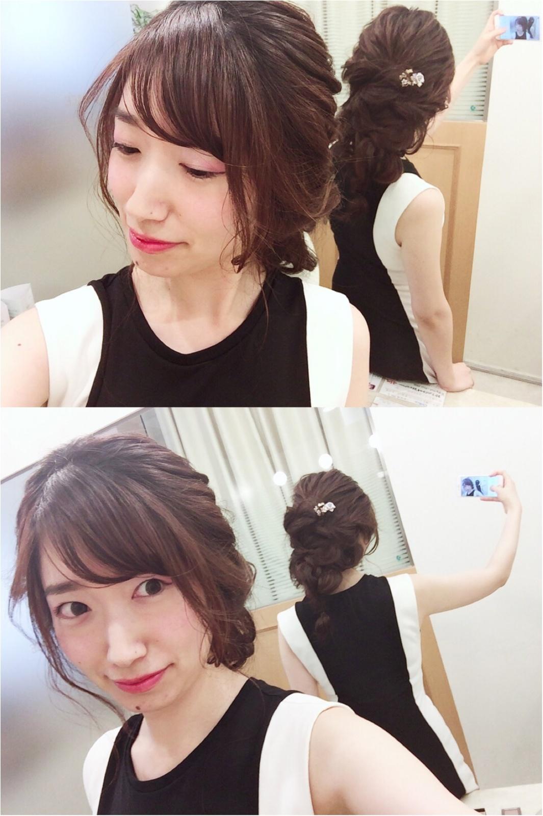 結婚式特集《髪型編》- 簡単にできるお招ばれヘアアレンジや、おすすめヘアアクセサリー_34