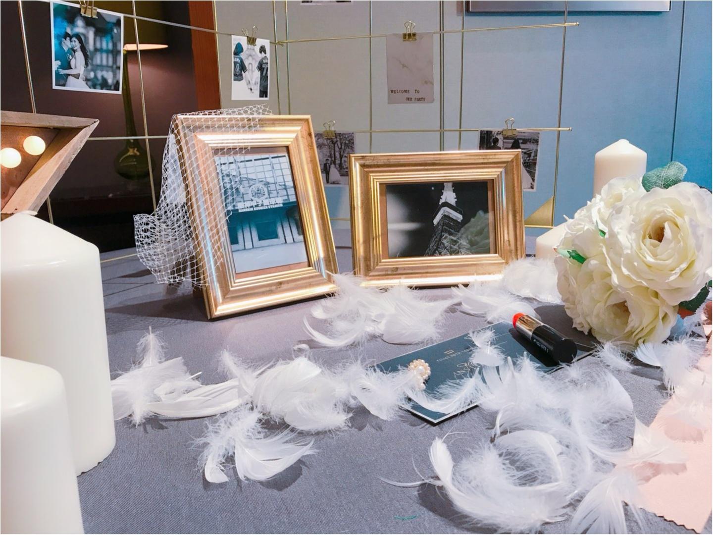【Happy wedding❤︎】モアハピ部同期の結婚式にみんなで参加してきました!!挙式から二次会まで写真たっぷりでレポートします♡_4